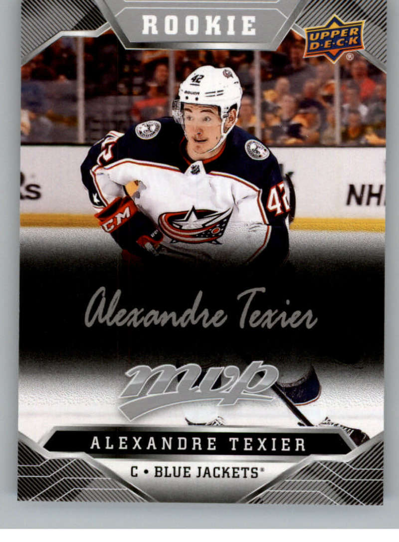 miniature 314 - 2019-20-Upper-Deck-MVP-Silver-Script-NHL-Hockey-Trading-Cards-Pick-From-List