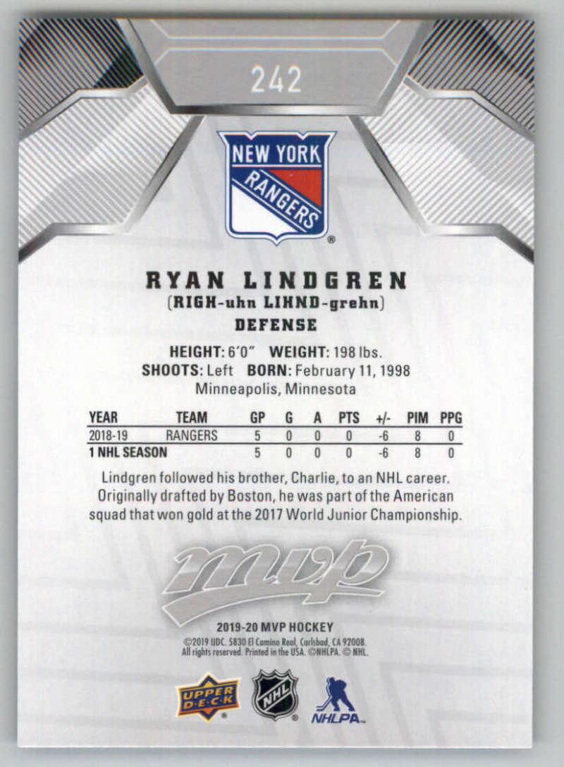 miniature 329 - 2019-20-Upper-Deck-MVP-Silver-Script-NHL-Hockey-Trading-Cards-Pick-From-List