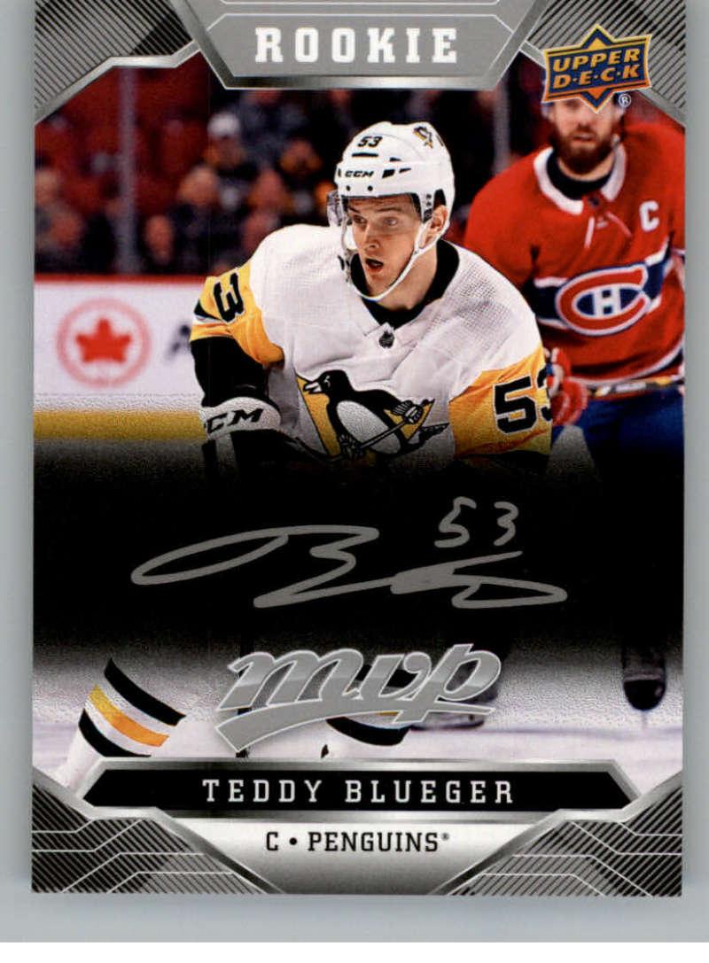 miniature 330 - 2019-20-Upper-Deck-MVP-Silver-Script-NHL-Hockey-Trading-Cards-Pick-From-List