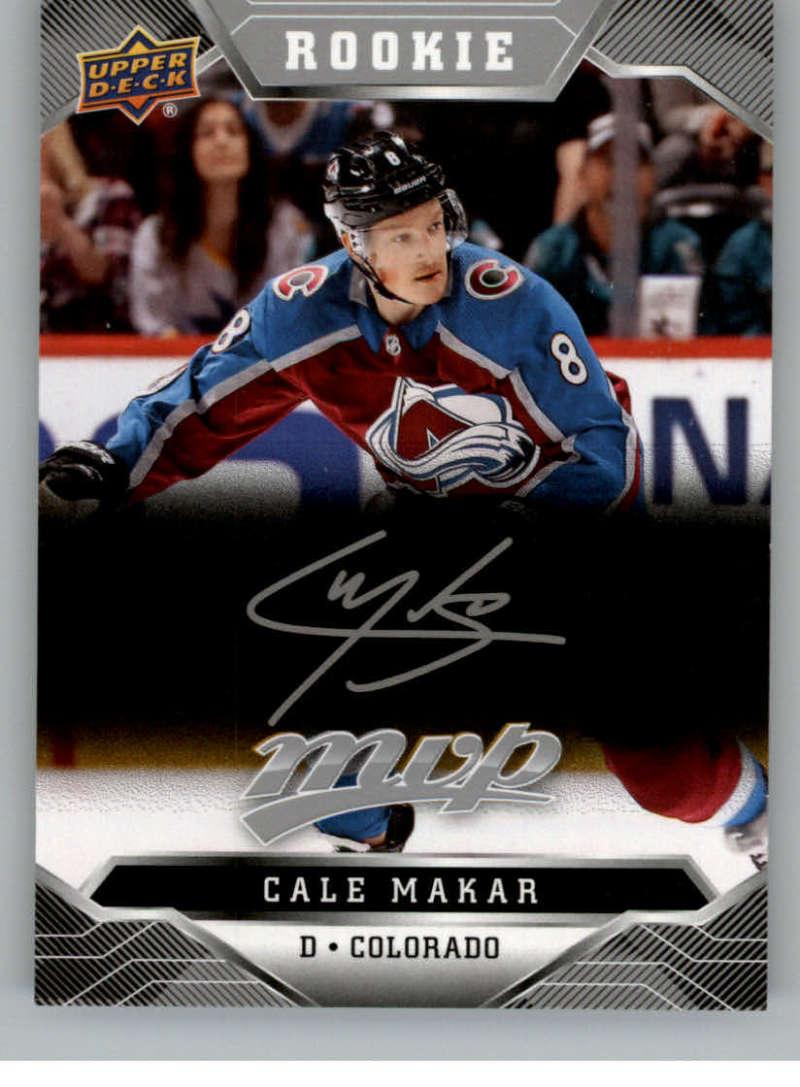 miniature 334 - 2019-20-Upper-Deck-MVP-Silver-Script-NHL-Hockey-Trading-Cards-Pick-From-List