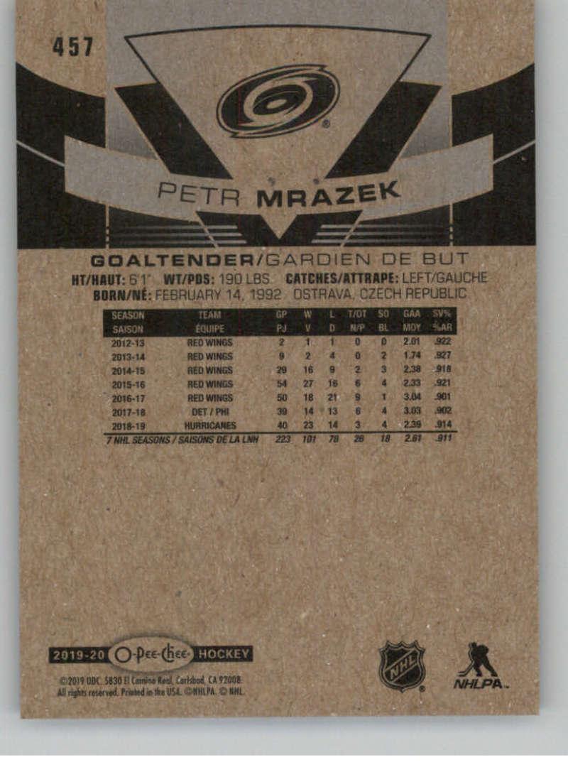 2019-20-O-Pee-Chee-19-20-OPC-Glossy-Gold-Border-Hockey-Pick-From-List-401-600 miniature 7