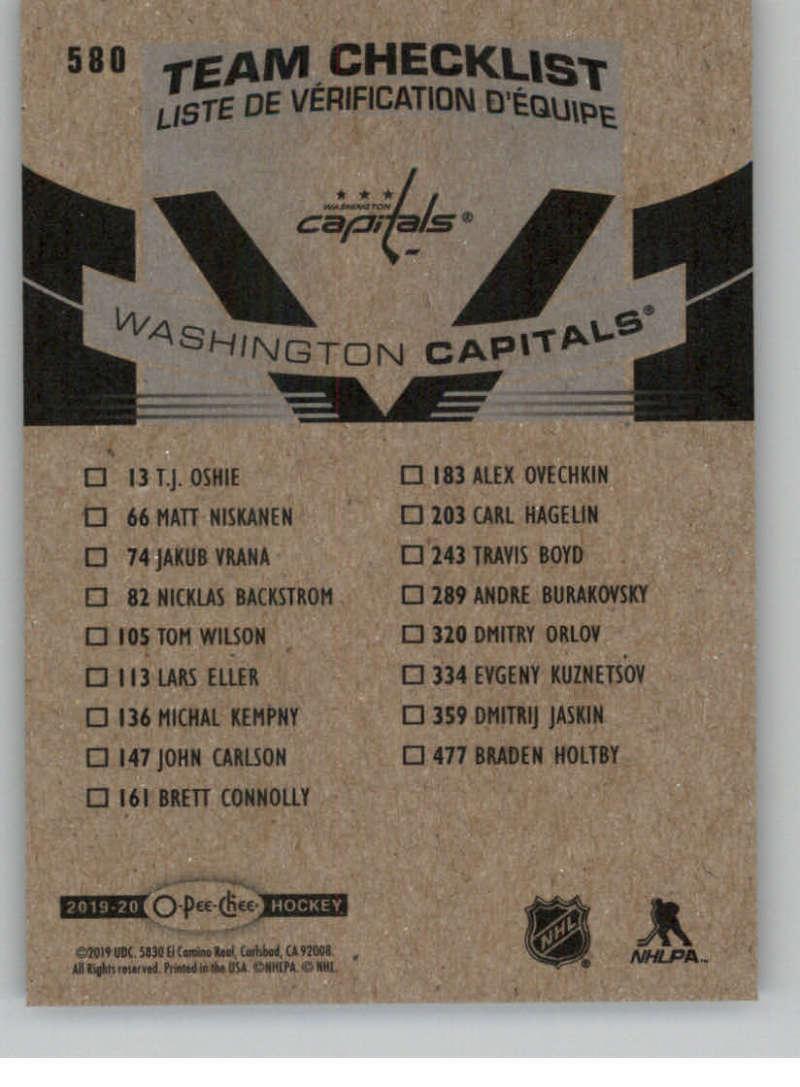 2019-20-O-Pee-Chee-19-20-OPC-Glossy-Gold-Border-Hockey-Pick-From-List-401-600 miniature 23