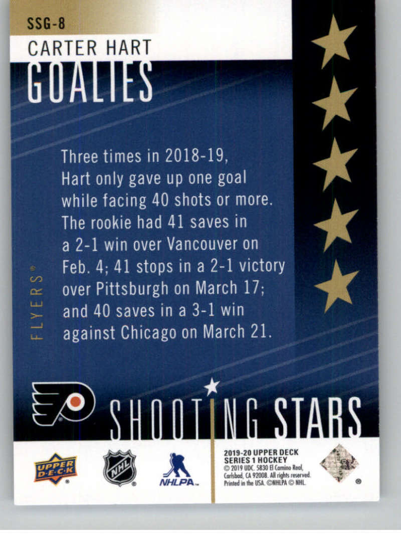 2019-20-Upper-Deck-Series-One-Shooting-Stars-Base-or-Red-NHL-Hockey-Cards-PFL miniature 37