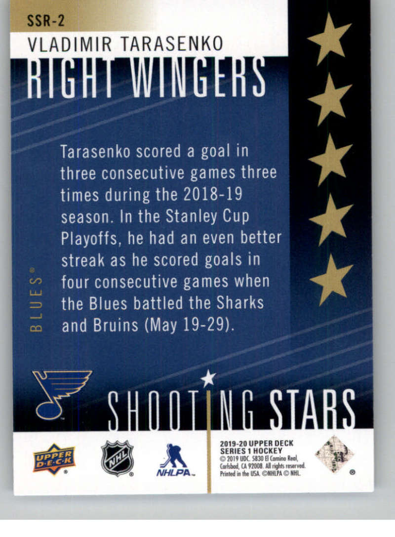 2019-20-Upper-Deck-Series-One-Shooting-Stars-Base-or-Red-NHL-Hockey-Cards-PFL miniature 43