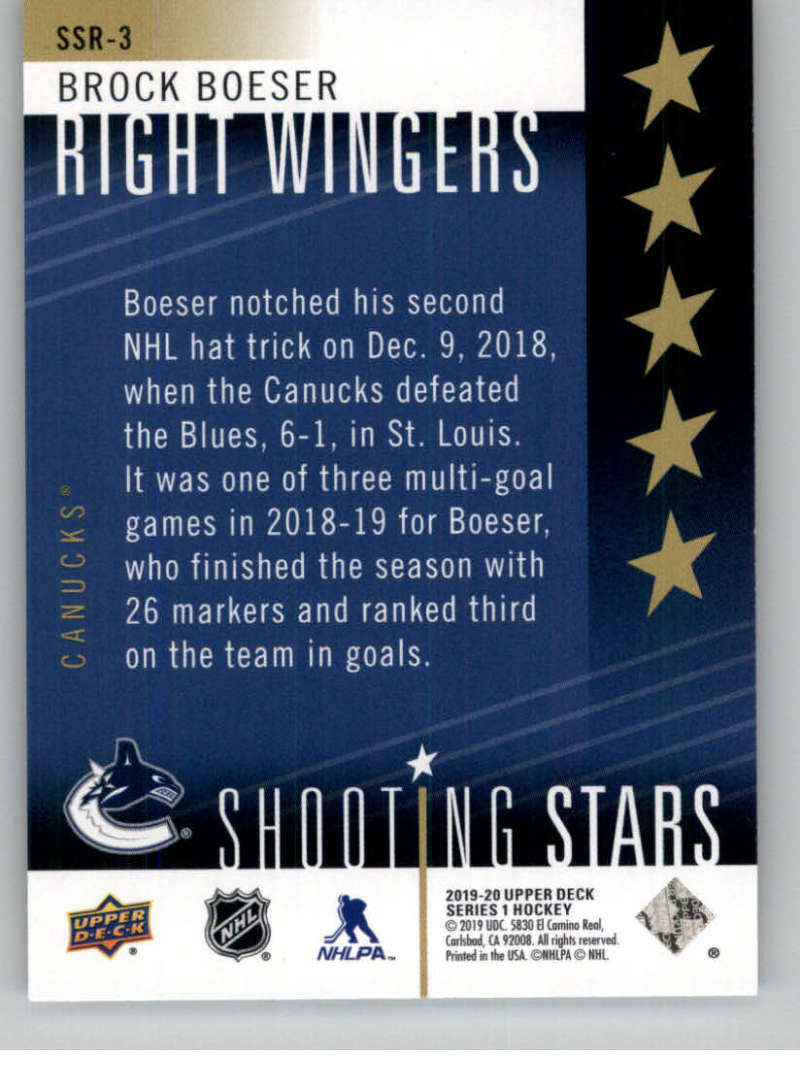 2019-20-Upper-Deck-Series-One-Shooting-Stars-Base-or-Red-NHL-Hockey-Cards-PFL miniature 45