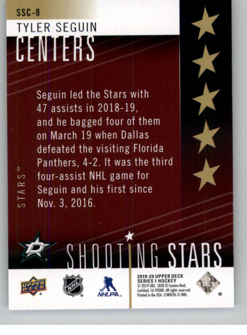 2019-20-Upper-Deck-Series-One-Shooting-Stars-Base-or-Red-NHL-Hockey-Cards-PFL miniature 57
