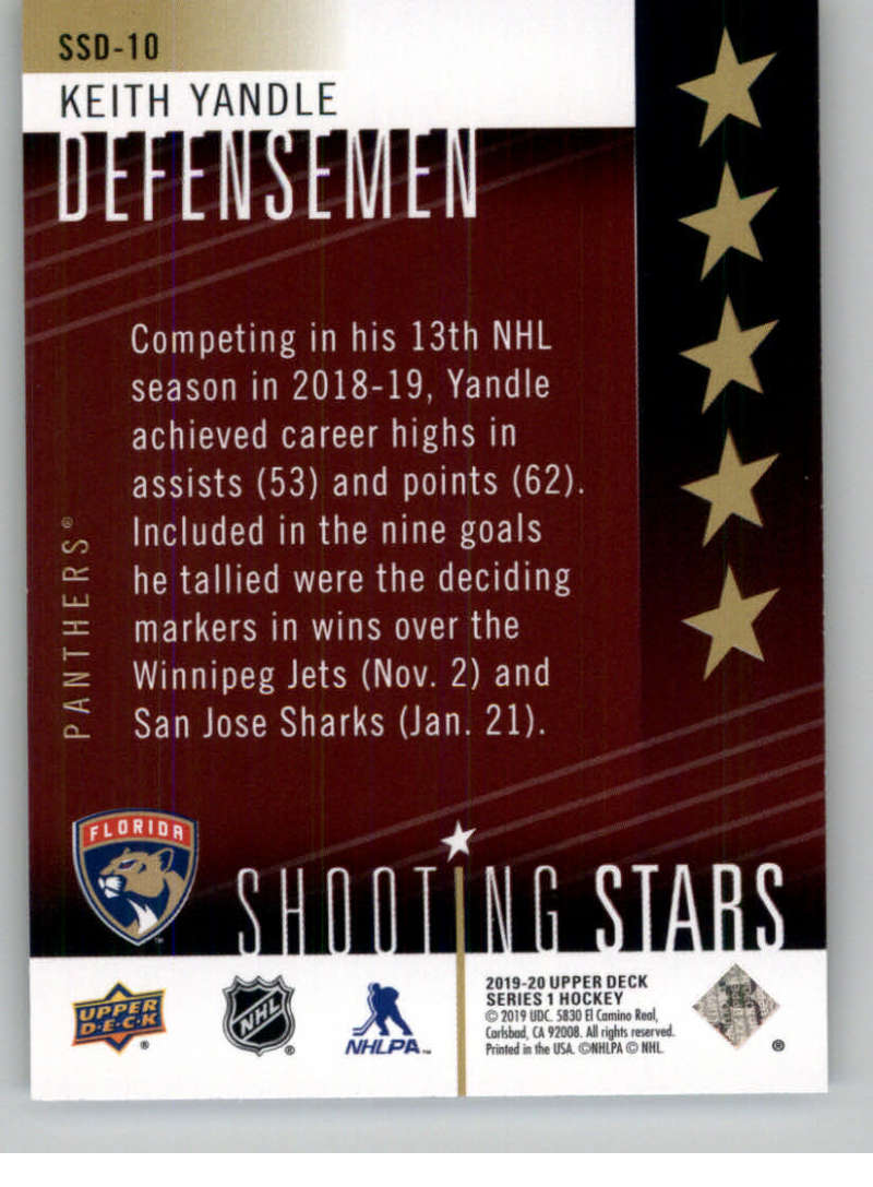 2019-20-Upper-Deck-Series-One-Shooting-Stars-Base-or-Red-NHL-Hockey-Cards-PFL miniature 61