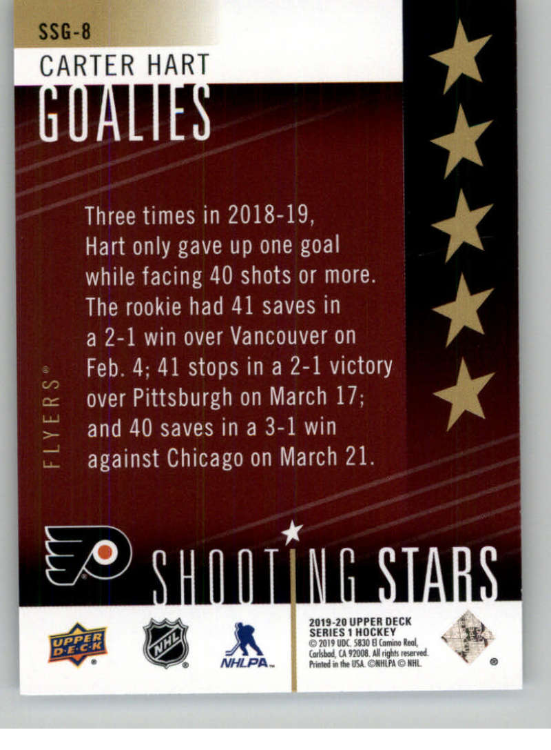 2019-20-Upper-Deck-Series-One-Shooting-Stars-Base-or-Red-NHL-Hockey-Cards-PFL miniature 65