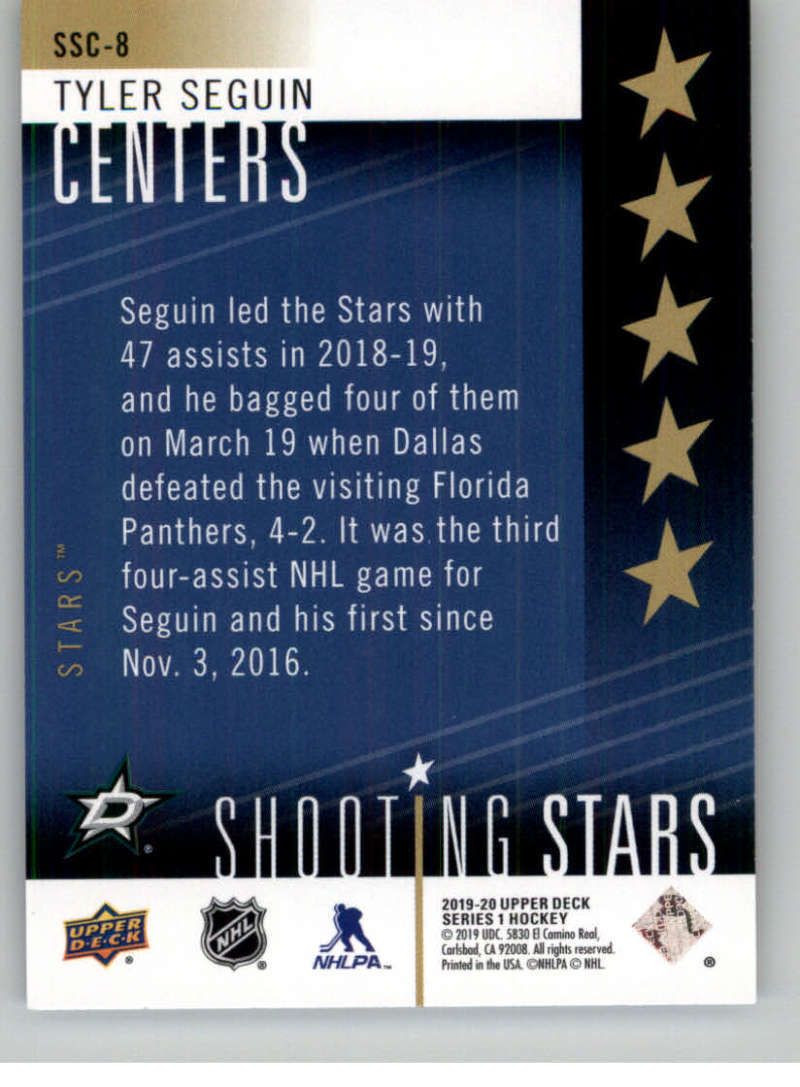 2019-20-Upper-Deck-Series-One-Shooting-Stars-Base-or-Red-NHL-Hockey-Cards-PFL miniature 17