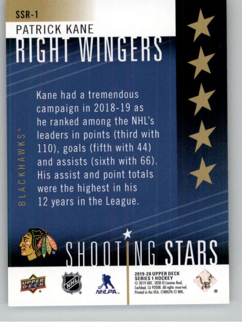 2019-20-Upper-Deck-Series-One-Shooting-Stars-Base-or-Red-NHL-Hockey-Cards-PFL miniature 41