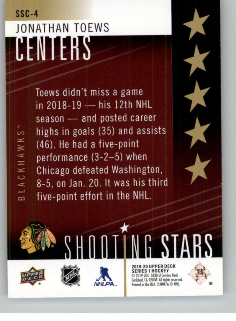 2019-20-Upper-Deck-Series-One-Shooting-Stars-Base-or-Red-NHL-Hockey-Cards-PFL miniature 55