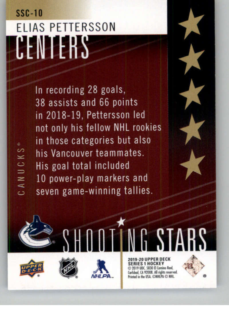 2019-20-Upper-Deck-Series-One-Shooting-Stars-Base-or-Red-NHL-Hockey-Cards-PFL miniature 59