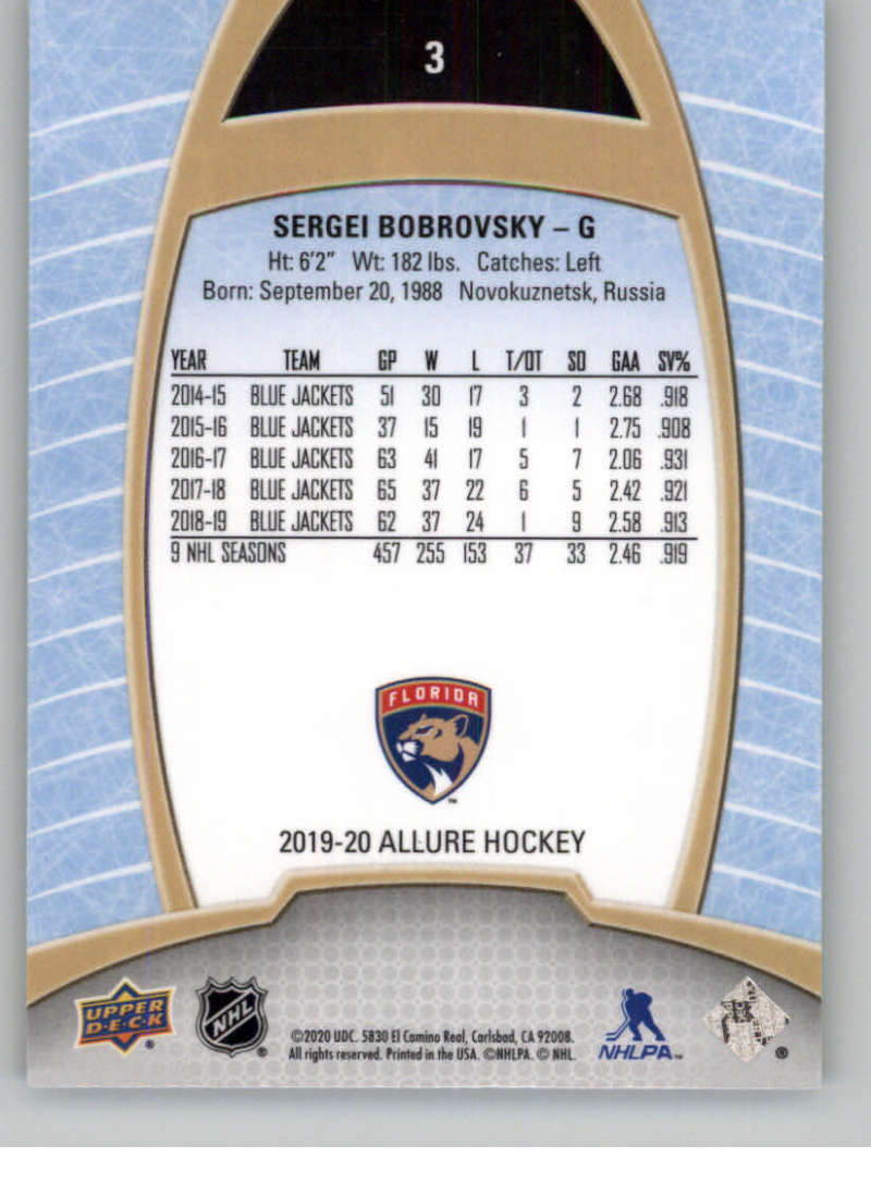 miniature 7 - 2019-20-Upper-Deck-Allure-19-20-UD-NHL-Hockey-Trading-Cards-Pick-From-List