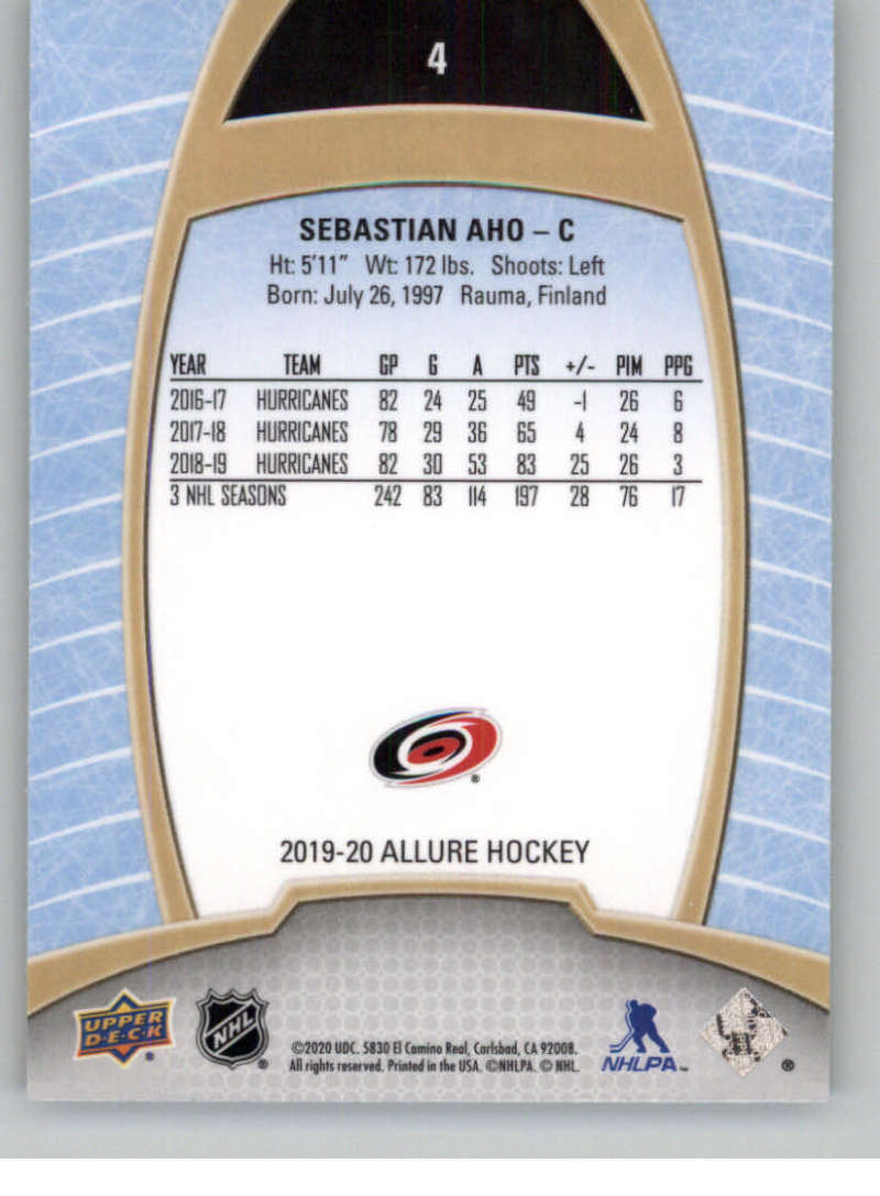 miniature 9 - 2019-20-Upper-Deck-Allure-19-20-UD-NHL-Hockey-Trading-Cards-Pick-From-List