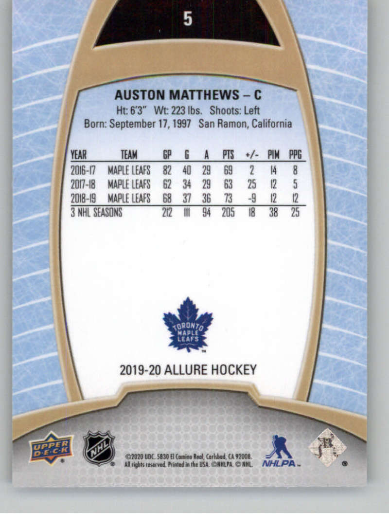 miniature 11 - 2019-20-Upper-Deck-Allure-19-20-UD-NHL-Hockey-Trading-Cards-Pick-From-List