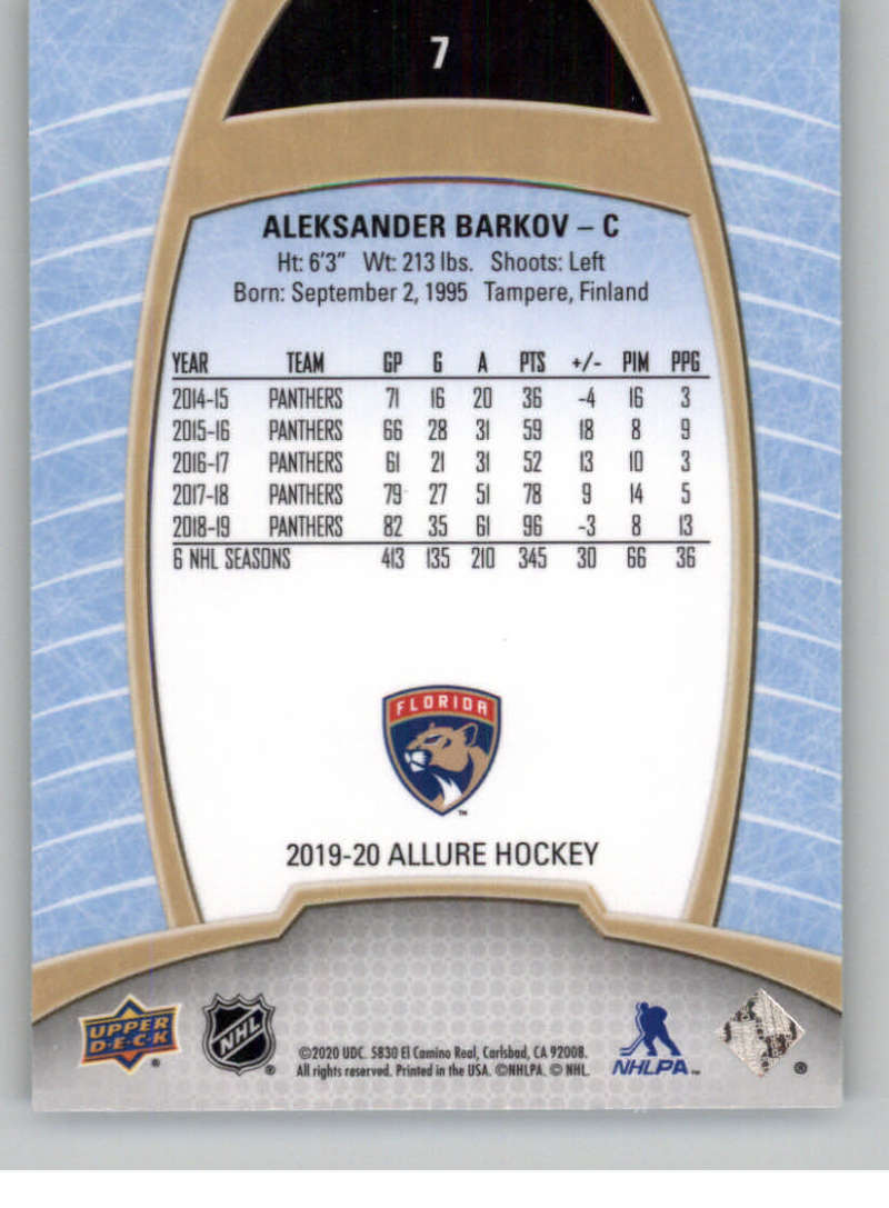 miniature 15 - 2019-20-Upper-Deck-Allure-19-20-UD-NHL-Hockey-Trading-Cards-Pick-From-List