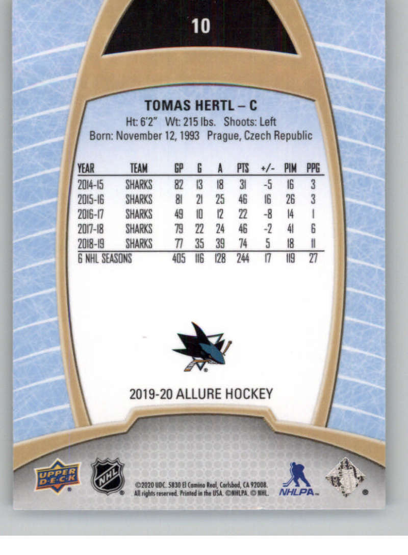 miniature 21 - 2019-20-Upper-Deck-Allure-19-20-UD-NHL-Hockey-Trading-Cards-Pick-From-List