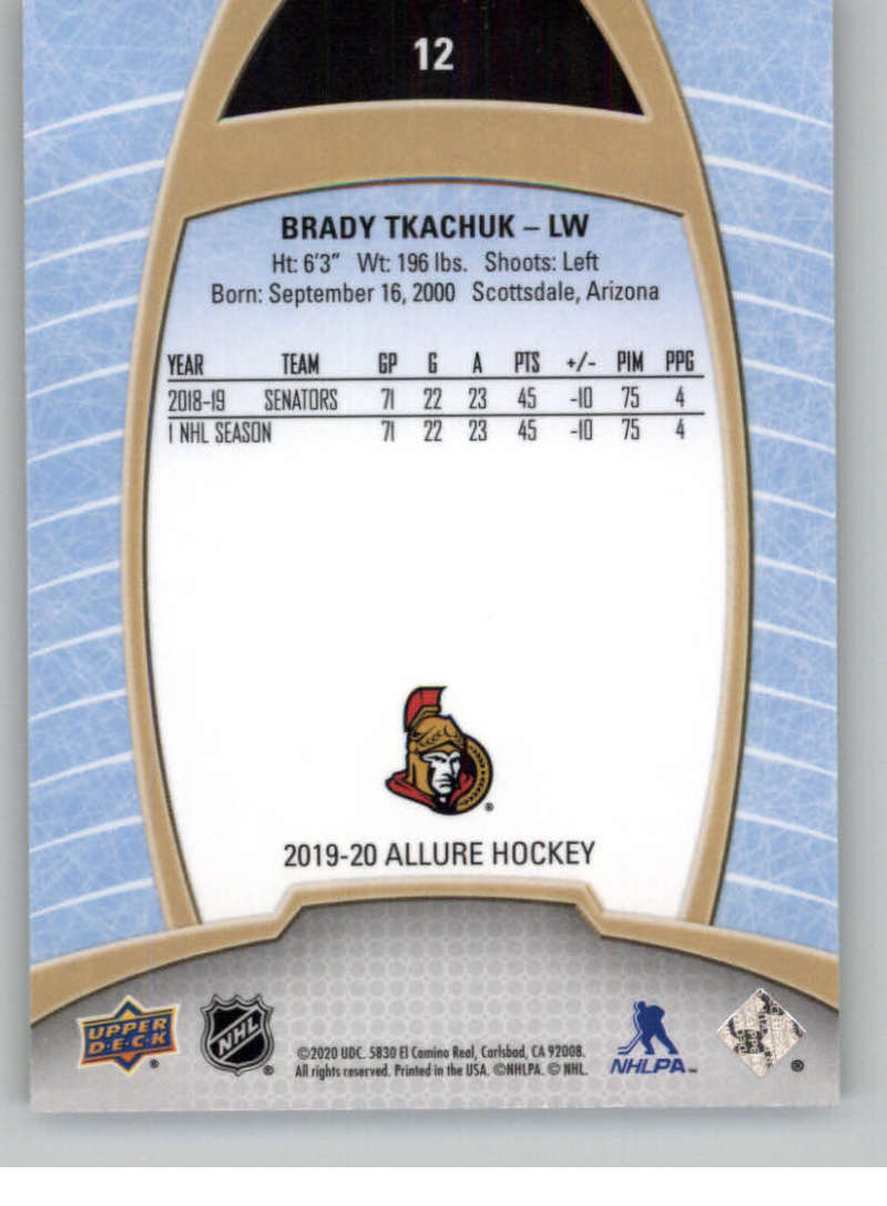 miniature 25 - 2019-20-Upper-Deck-Allure-19-20-UD-NHL-Hockey-Trading-Cards-Pick-From-List