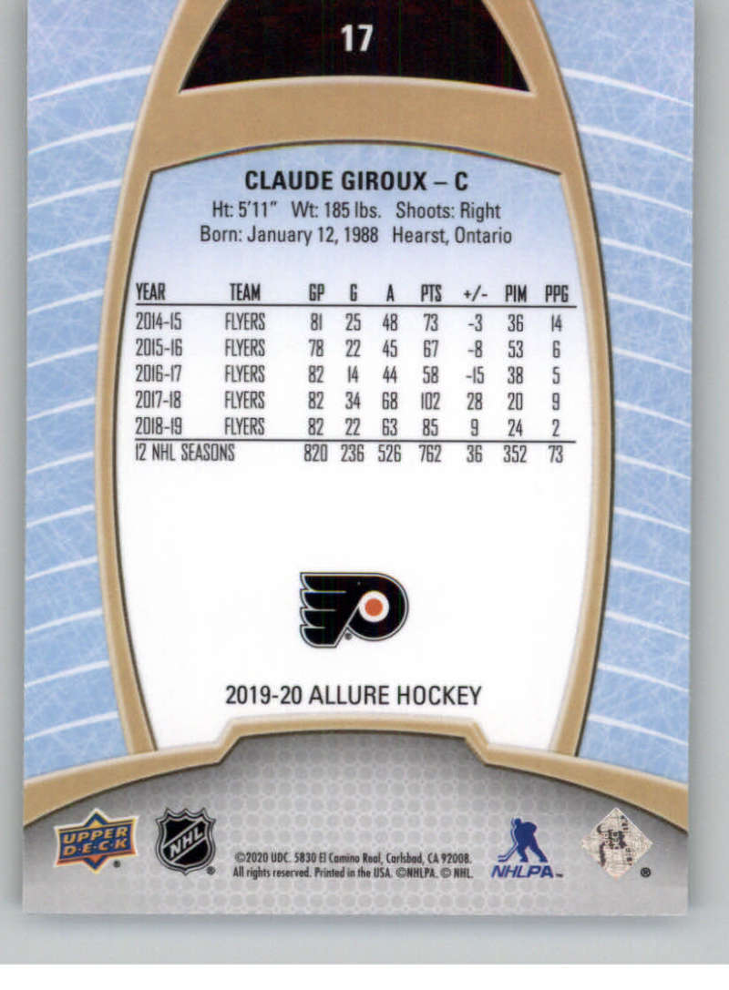 miniature 35 - 2019-20-Upper-Deck-Allure-19-20-UD-NHL-Hockey-Trading-Cards-Pick-From-List
