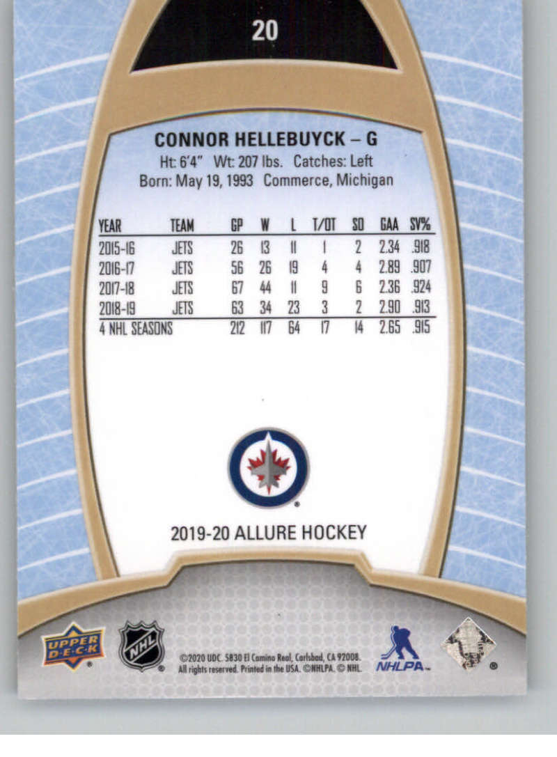 miniature 41 - 2019-20-Upper-Deck-Allure-19-20-UD-NHL-Hockey-Trading-Cards-Pick-From-List