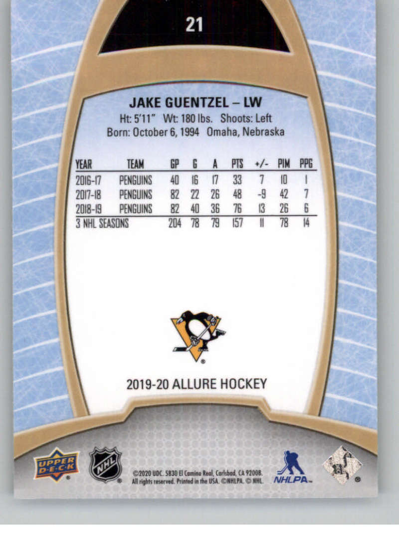 miniature 43 - 2019-20-Upper-Deck-Allure-19-20-UD-NHL-Hockey-Trading-Cards-Pick-From-List