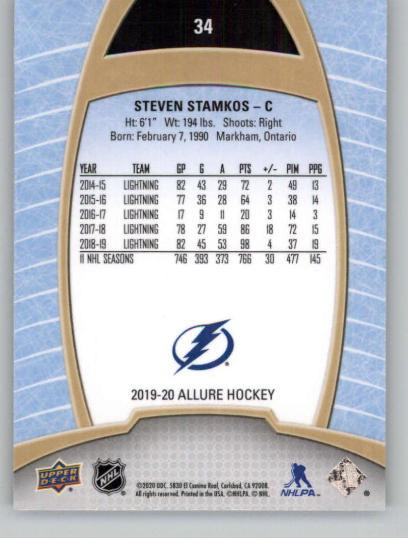 miniature 69 - 2019-20-Upper-Deck-Allure-19-20-UD-NHL-Hockey-Trading-Cards-Pick-From-List