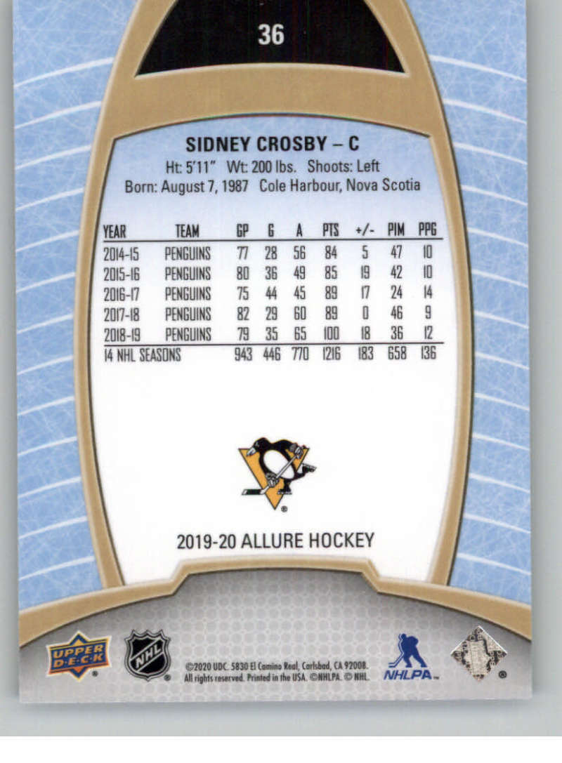 miniature 73 - 2019-20-Upper-Deck-Allure-19-20-UD-NHL-Hockey-Trading-Cards-Pick-From-List
