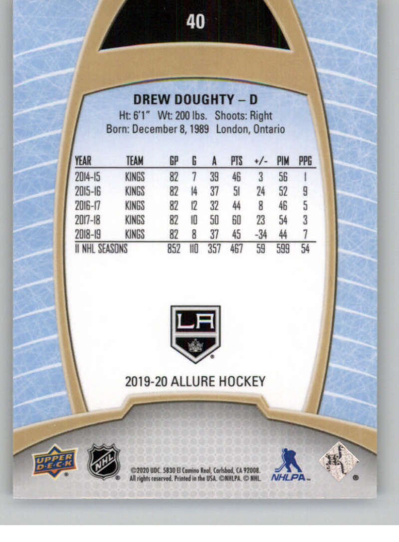 miniature 81 - 2019-20-Upper-Deck-Allure-19-20-UD-NHL-Hockey-Trading-Cards-Pick-From-List