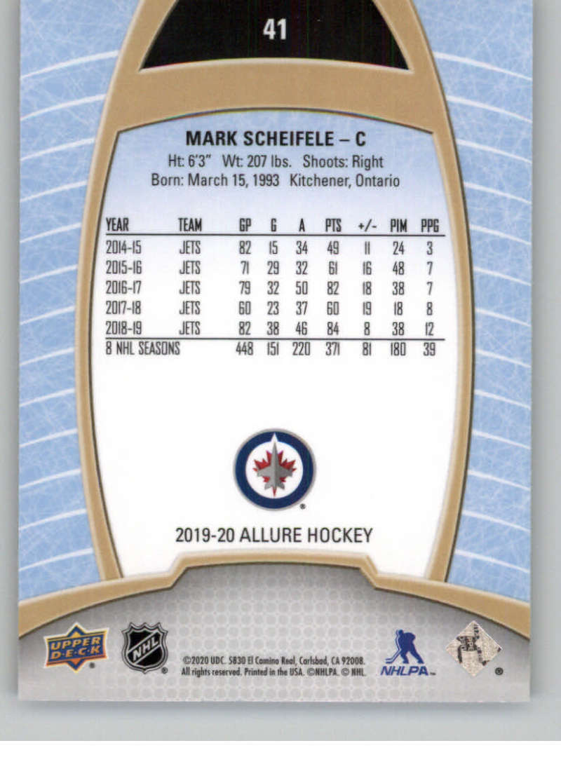 miniature 83 - 2019-20-Upper-Deck-Allure-19-20-UD-NHL-Hockey-Trading-Cards-Pick-From-List