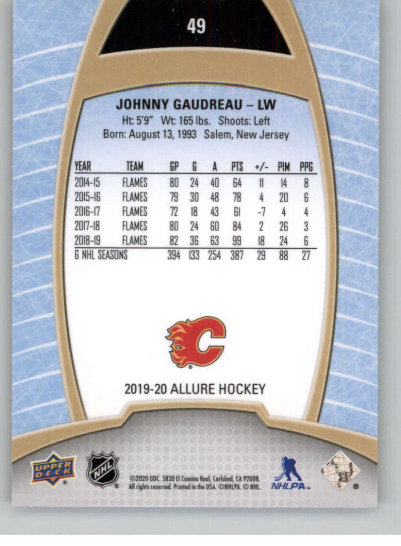 miniature 99 - 2019-20-Upper-Deck-Allure-19-20-UD-NHL-Hockey-Trading-Cards-Pick-From-List