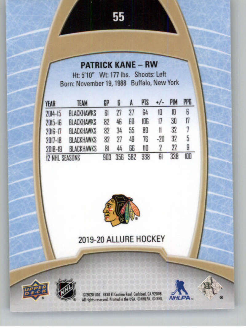 miniature 111 - 2019-20-Upper-Deck-Allure-19-20-UD-NHL-Hockey-Trading-Cards-Pick-From-List
