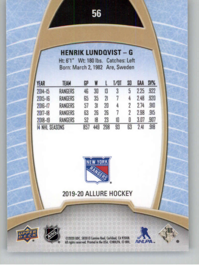 miniature 113 - 2019-20-Upper-Deck-Allure-19-20-UD-NHL-Hockey-Trading-Cards-Pick-From-List