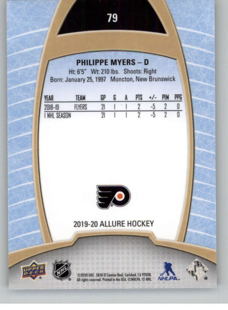 miniature 157 - 2019-20-Upper-Deck-Allure-19-20-UD-NHL-Hockey-Trading-Cards-Pick-From-List
