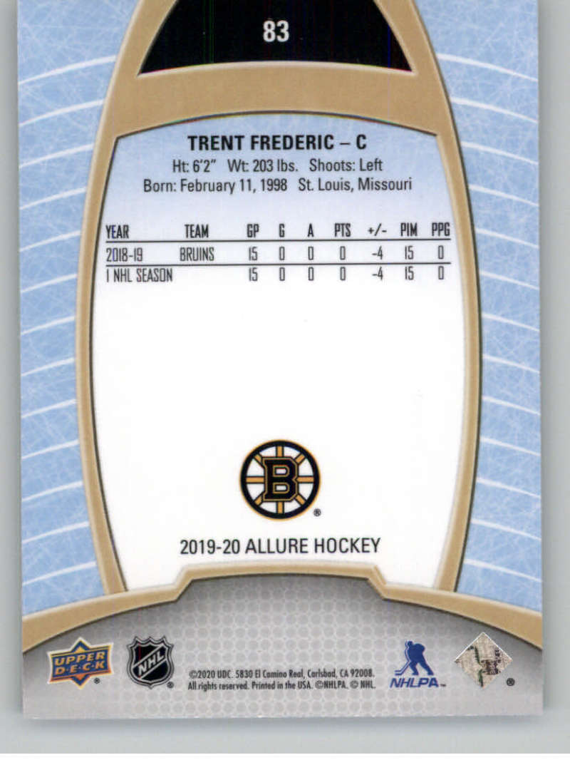 miniature 165 - 2019-20-Upper-Deck-Allure-19-20-UD-NHL-Hockey-Trading-Cards-Pick-From-List