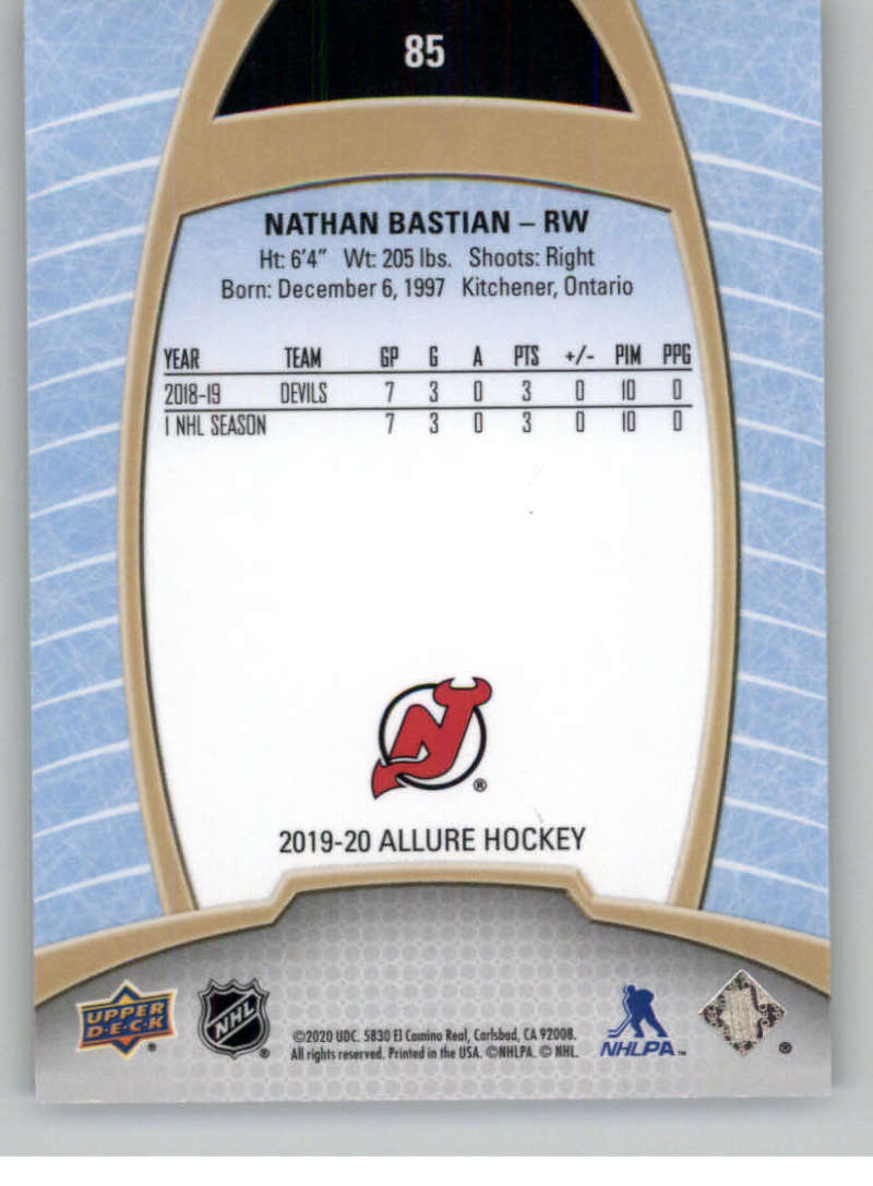 miniature 169 - 2019-20-Upper-Deck-Allure-19-20-UD-NHL-Hockey-Trading-Cards-Pick-From-List