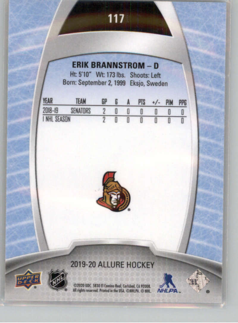 miniature 211 - 2019-20-Upper-Deck-Allure-19-20-UD-NHL-Hockey-Trading-Cards-Pick-From-List