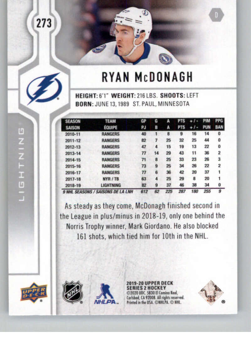 2019-20-Upper-Deck-Series-Two-NHL-Hockey-Cards-Base-or-Young-Guns-Pick-From-List miniature 35