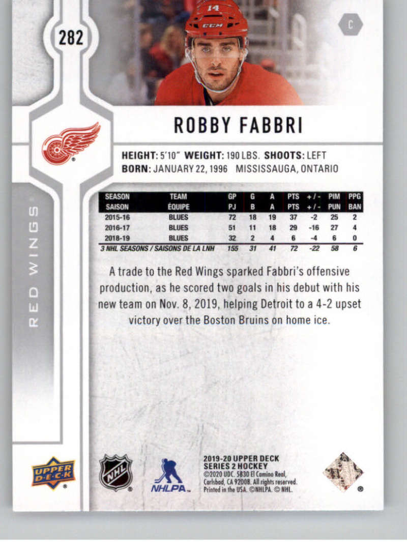 2019-20-Upper-Deck-Series-Two-NHL-Hockey-Cards-Base-or-Young-Guns-Pick-From-List miniature 51