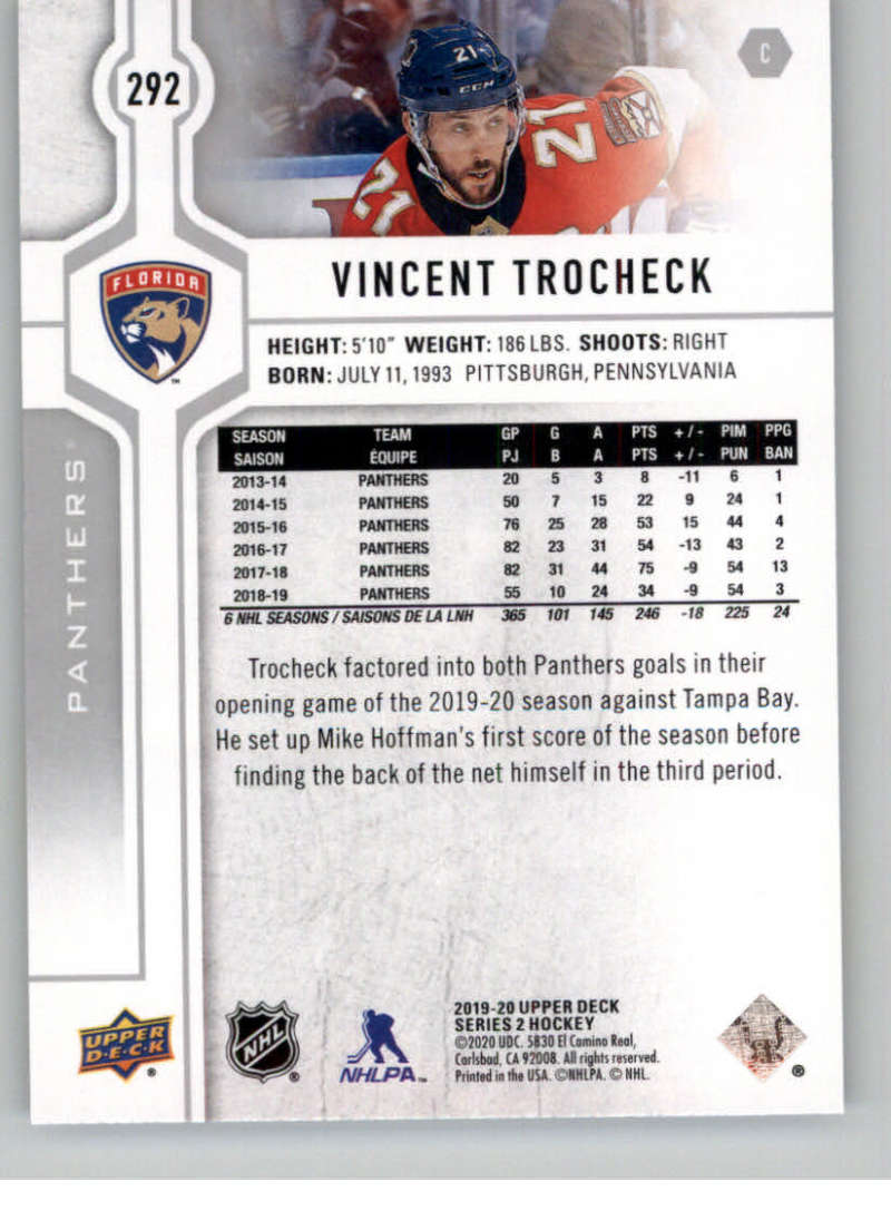 2019-20-Upper-Deck-Series-Two-NHL-Hockey-Cards-Base-or-Young-Guns-Pick-From-List miniature 69