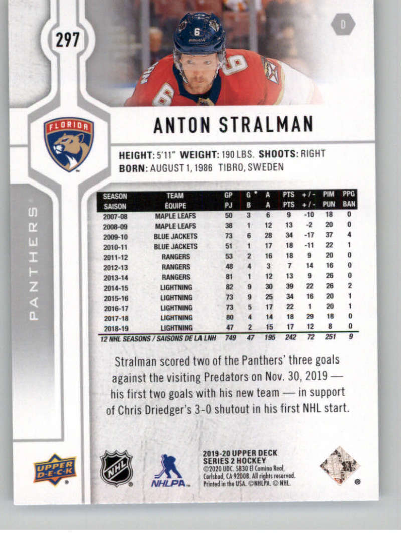 2019-20-Upper-Deck-Series-Two-NHL-Hockey-Cards-Base-or-Young-Guns-Pick-From-List miniature 79