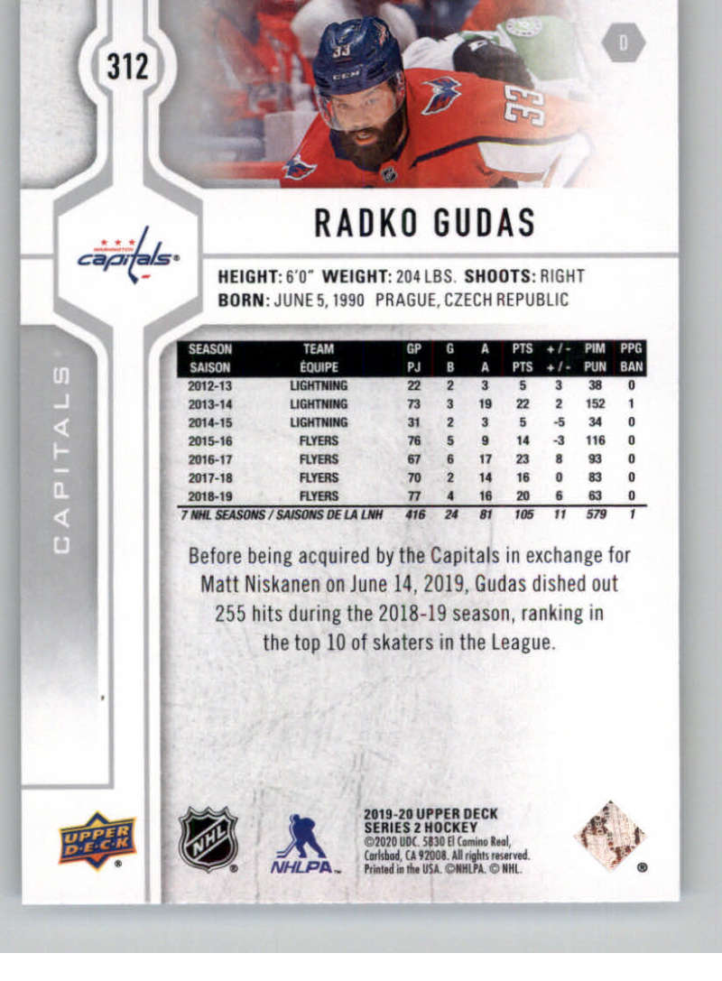 2019-20-Upper-Deck-Series-Two-NHL-Hockey-Cards-Base-or-Young-Guns-Pick-From-List miniature 105