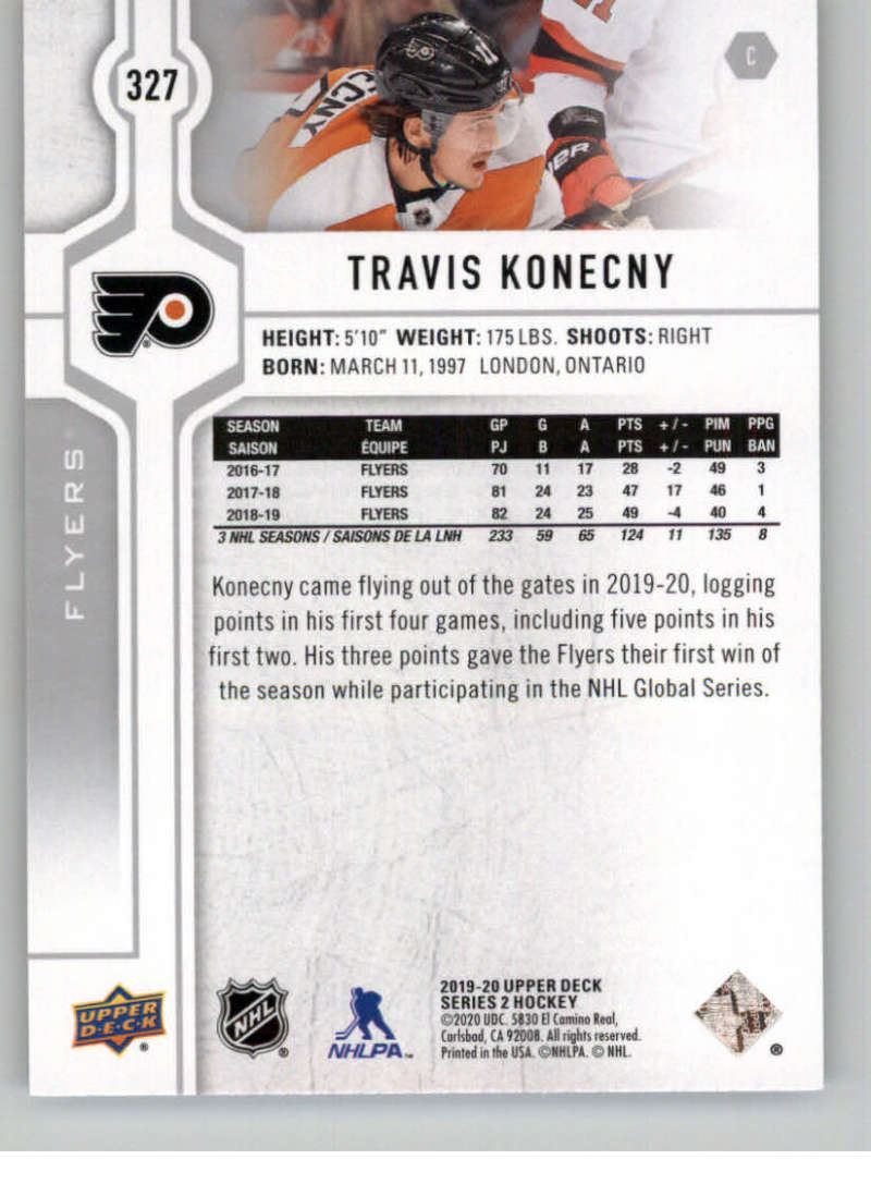 2019-20-Upper-Deck-Series-Two-NHL-Hockey-Cards-Base-or-Young-Guns-Pick-From-List miniature 133