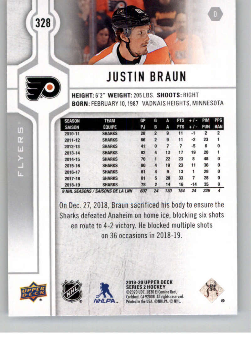 2019-20-Upper-Deck-Series-Two-NHL-Hockey-Cards-Base-or-Young-Guns-Pick-From-List miniature 135
