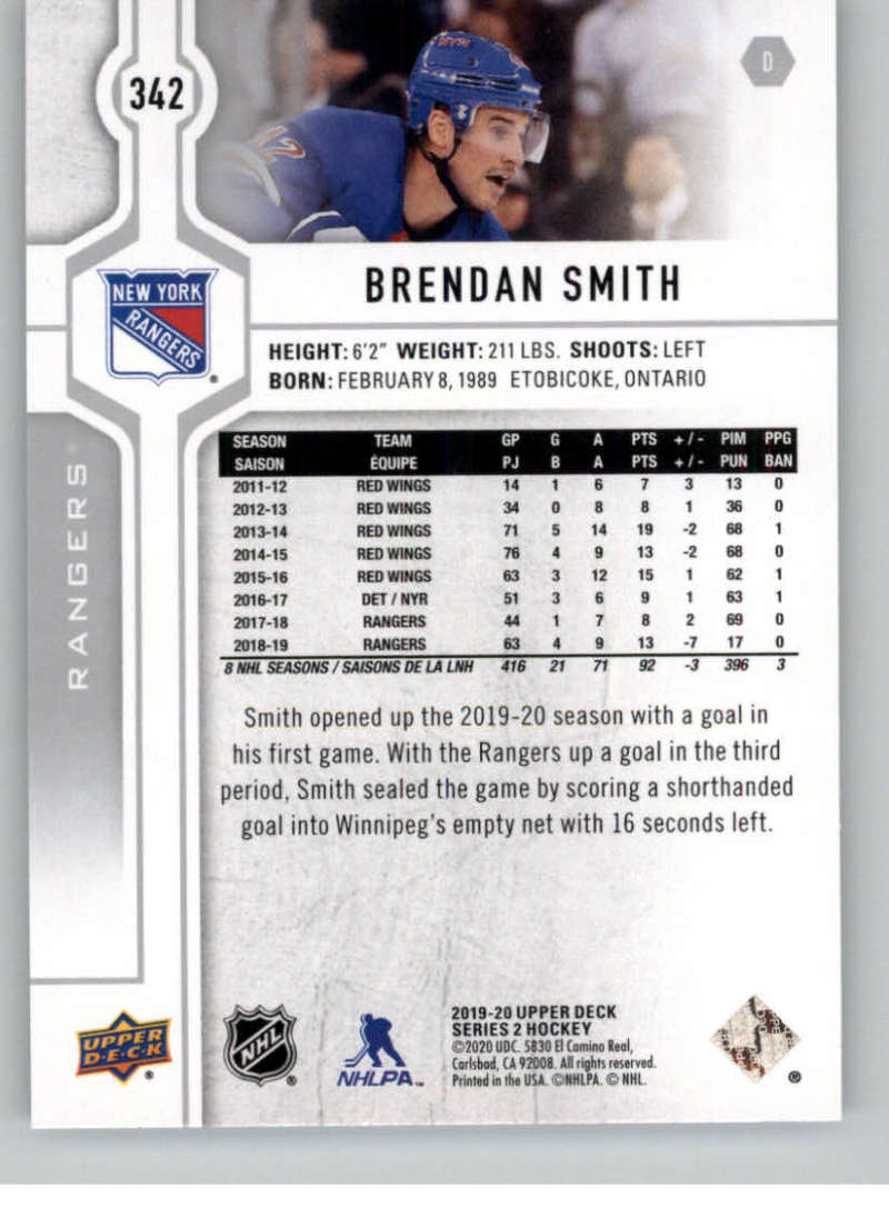 2019-20-Upper-Deck-Series-Two-NHL-Hockey-Cards-Base-or-Young-Guns-Pick-From-List miniature 157