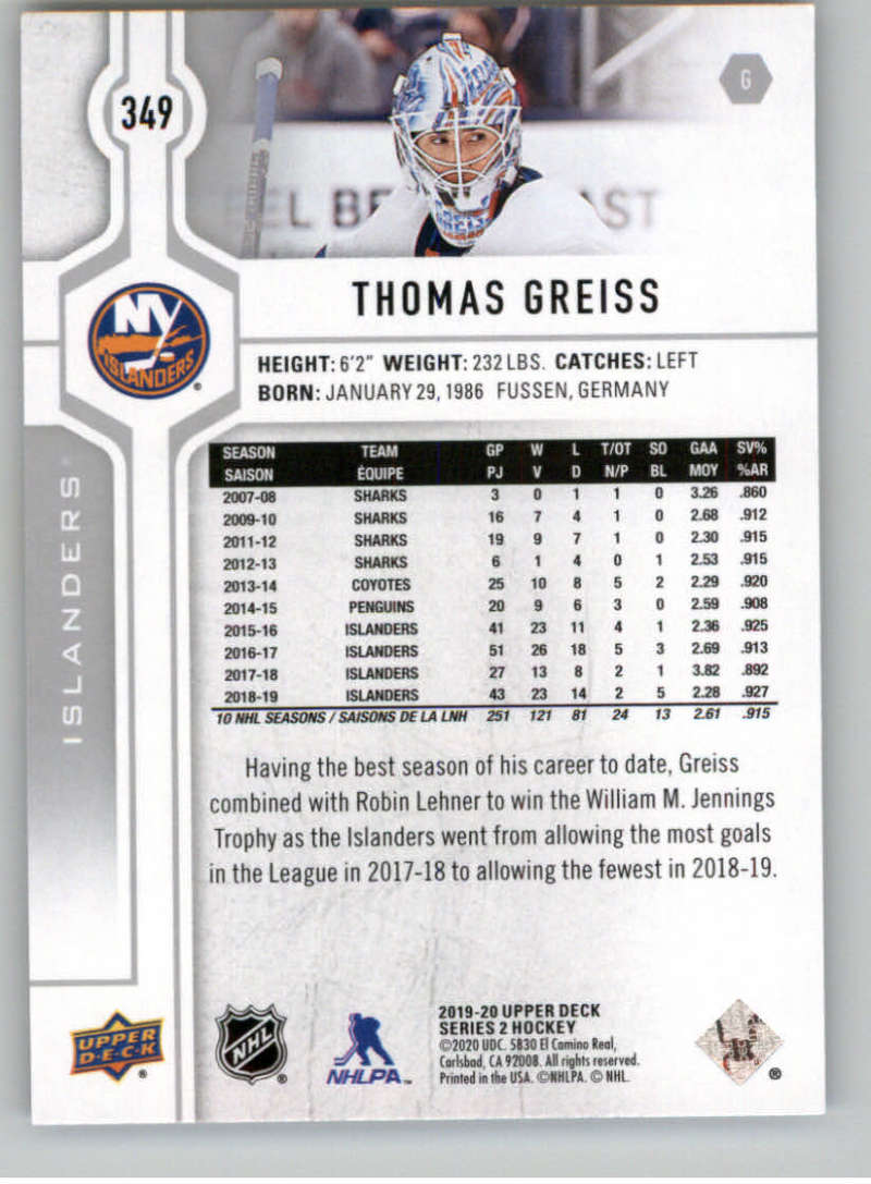 2019-20-Upper-Deck-Series-Two-NHL-Hockey-Cards-Base-or-Young-Guns-Pick-From-List miniature 169