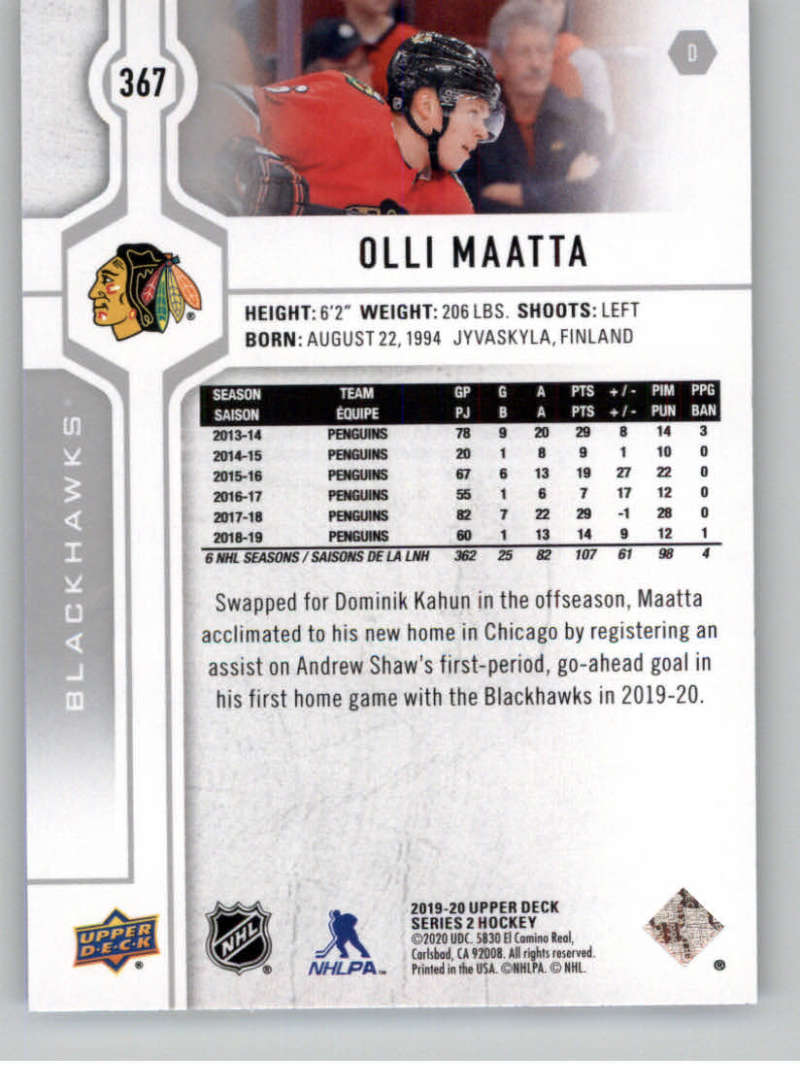 2019-20-Upper-Deck-Series-Two-NHL-Hockey-Cards-Base-or-Young-Guns-Pick-From-List miniature 199