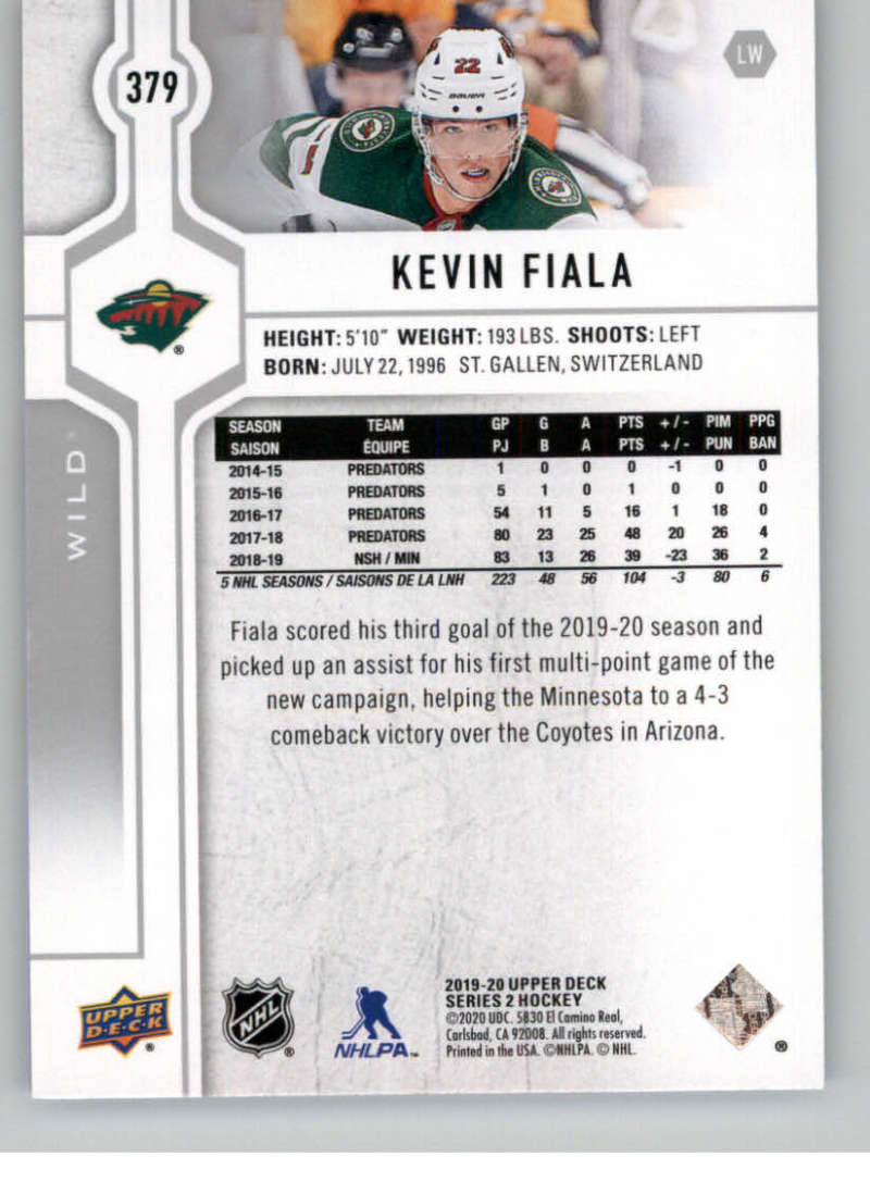 2019-20-Upper-Deck-Series-Two-NHL-Hockey-Cards-Base-or-Young-Guns-Pick-From-List miniature 217
