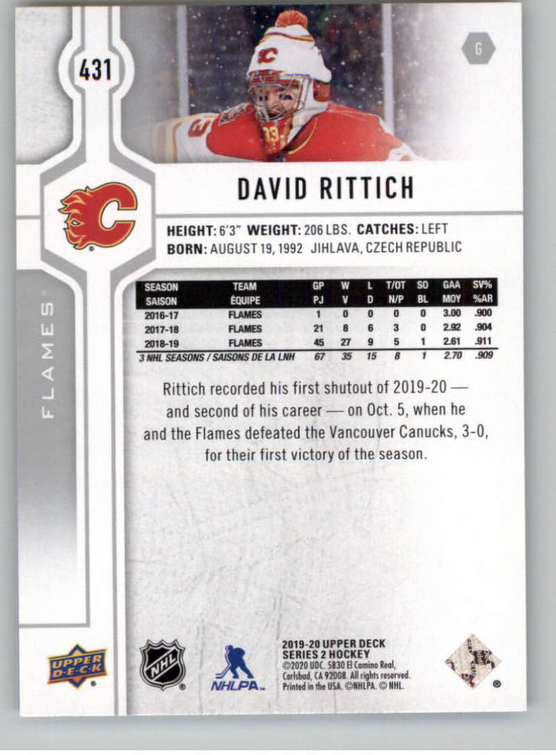 2019-20-Upper-Deck-Series-Two-NHL-Hockey-Cards-Base-or-Young-Guns-Pick-From-List miniature 291