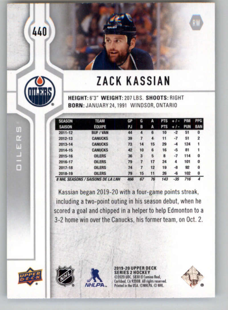 2019-20-Upper-Deck-Series-Two-NHL-Hockey-Cards-Base-or-Young-Guns-Pick-From-List miniature 305