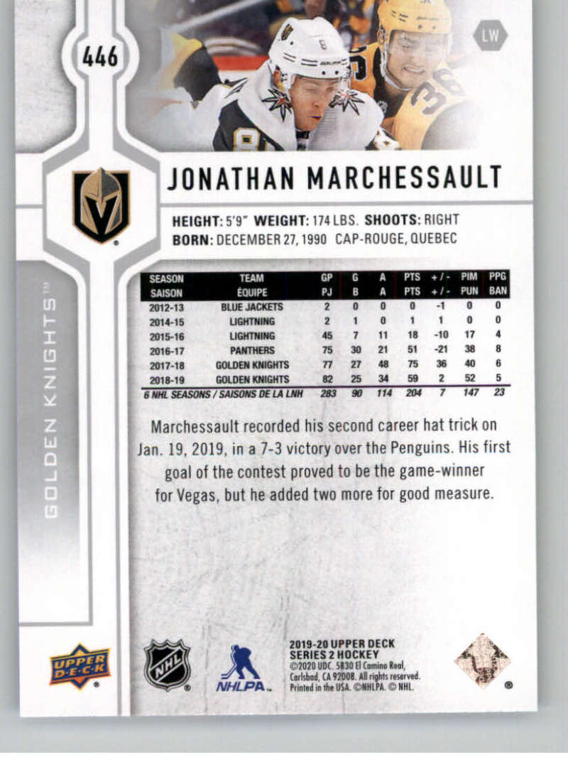 2019-20-Upper-Deck-Series-Two-NHL-Hockey-Cards-Base-or-Young-Guns-Pick-From-List miniature 317